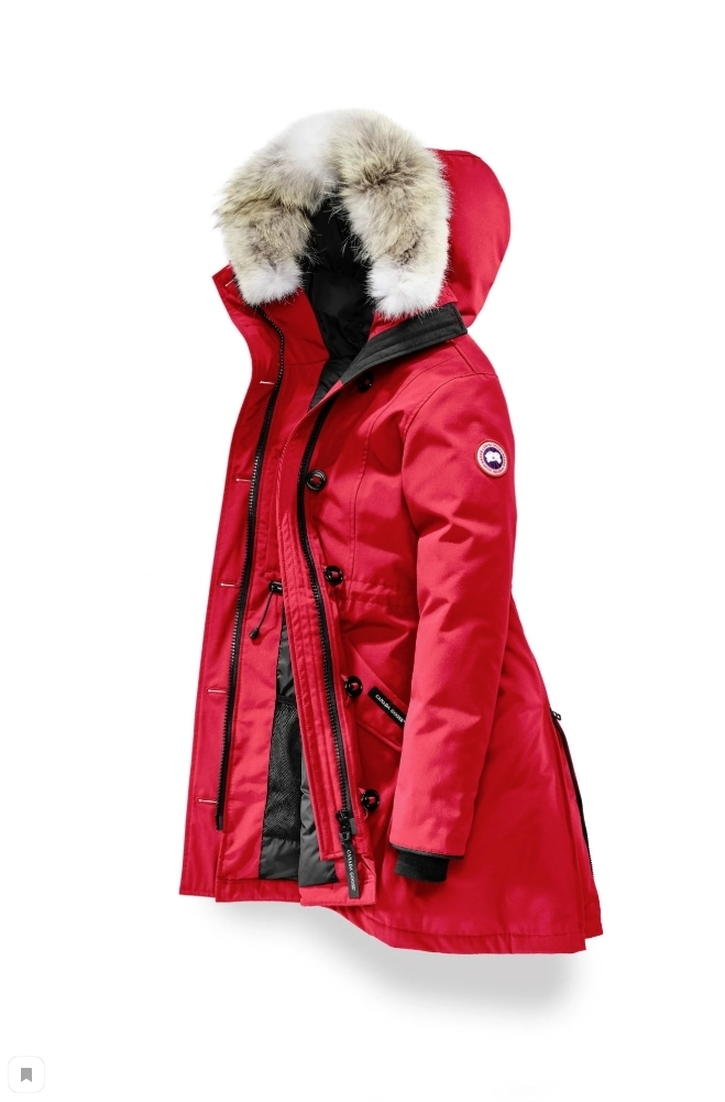 ROSSCLAIR PARKA RED 3847