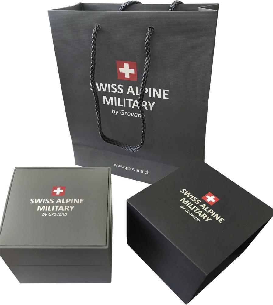 Наручные часы Swiss Alpine Military 7076.9537SAM