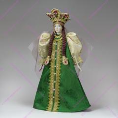 Интерьерная кукла Царевна в венце