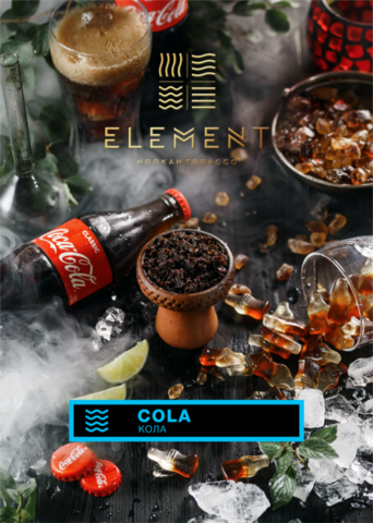 ELEMENT COLA (КОЛА) ВОДА 200г