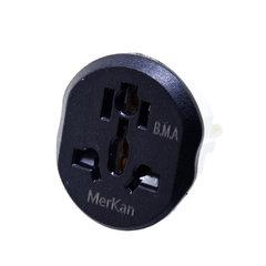Адаптер на ЕВРО розетку, 16А Merkan