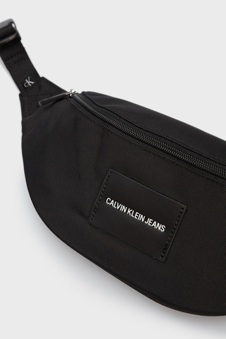 Мужская черная поясная сумка WAISTBAG Calvin Klein