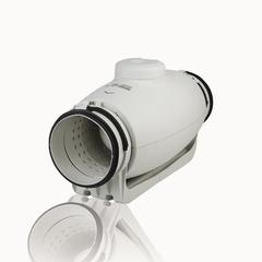 Вентилятор канальный S&P TD 800/200 T Silent (таймер)