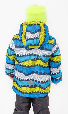 Демисезонный комплект для мальчика Uki kids Гномик синий