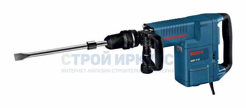 Отбойные молотки Отбойный молоток с патроном SDS-max Bosch GSH 11 E (0611316708) d6204f4e55e503659289a57b1a23f131