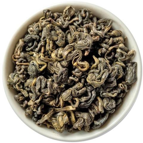 Зелёный чай Изумрудные спирали весны (Bi Lo Chun) 100 гр. купить в Москве