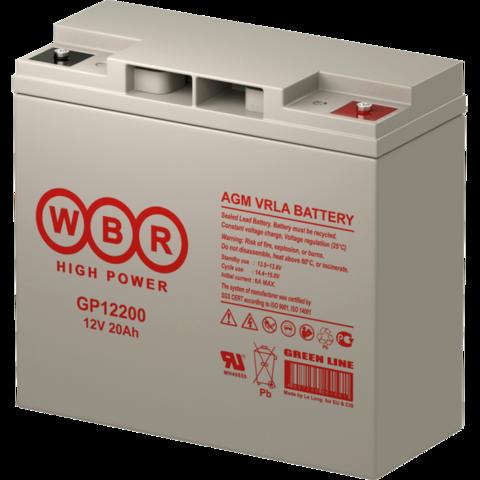 Аккумулятор WBR GP 12200