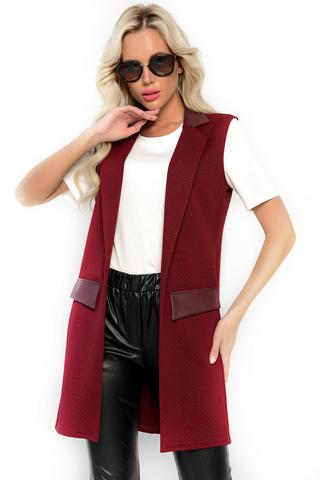 <p><span>Бренд ELZA занимается выпуском не только лёгкой, но и утеплённой одежды. Вашему вниманию представляется женский классический жилет осень-зима. Он создан для повседневного посещения деловых мест. Благодаря, большому разнообразию цветов, Вы можете подобрать жилет под постоянную одежду. В такой безрукавке вы точно будете в центре внимания. Благодаря маленьким кожаным карманом, жилет имеет строгий и сдержанный вид. Сама ткань состоит на 70% из полиэстера, а это водоустойчивый и долговечный материал, который стоит больших денег. Жилет не имеет застёжек и молний, поэтому под его необходимо дополнять однотонными футболками или блузками. В нашем ассортименте представлено 4 разных размеры, но чтобы подобрать правильно, лучше всего ознакомиться с нашей таблицей. Многие покупатели жалуются на неудобство и скованность в женских жилетах, но наше дизайнерское решение сделало его более свободным и лёгким.</span></p>