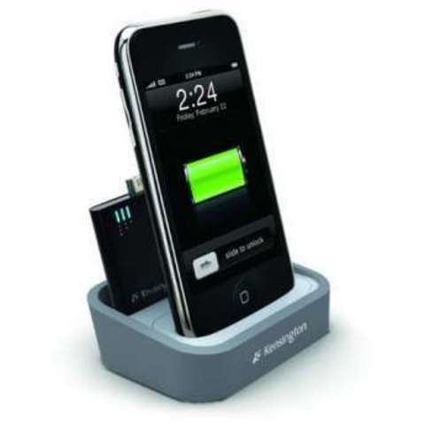 Kensington Charging Dock + Mini Battery док-станция для iPhone/iPod
