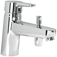 Смеситель на борт ванны на 1 отверстие Ideal Standard Connect Blue B9922AA фото