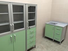 Медицинские шкафы российского производства в индивидуальном исполнении