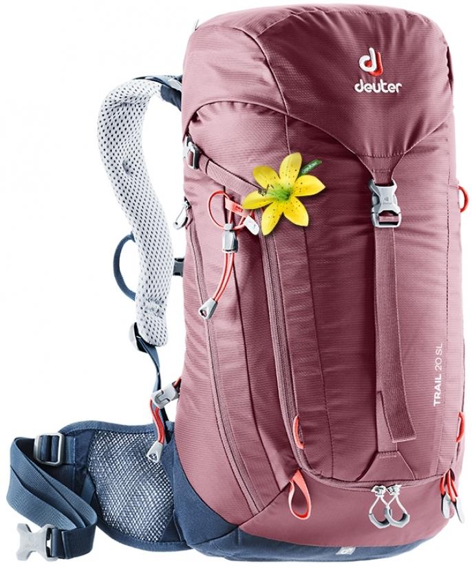 Туристические рюкзаки легкие Рюкзак Deuter Trail 20 SL image2__3_.jpg