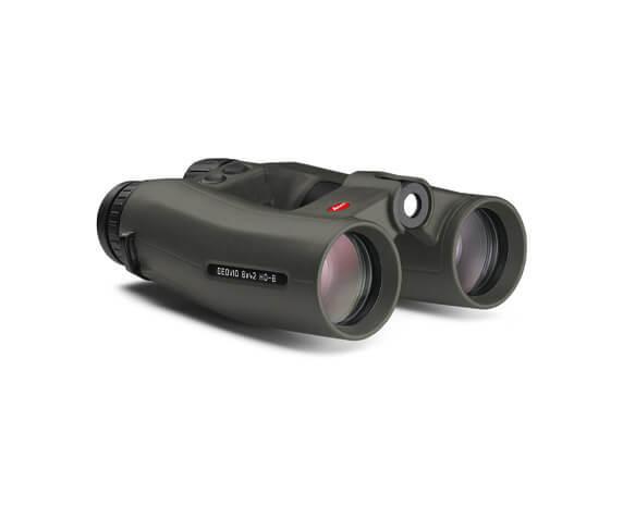 Бинокль-дальномер Leica Geovid 8x42 HD-В - фото 2