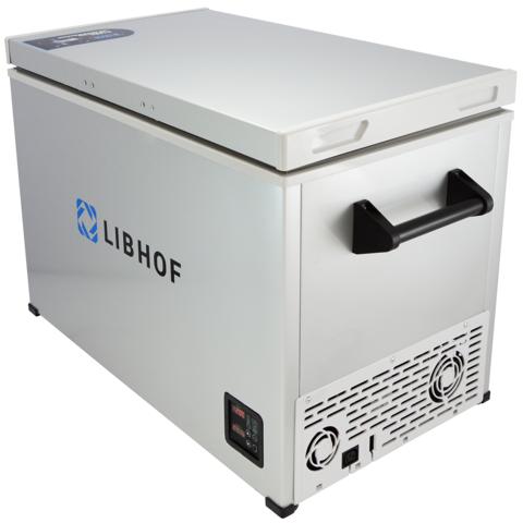 Компрессорный автохолодильник Libhof Pro-26 (12V/24V/220V, 110л)