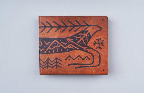 Экологичный бумажник New Rockpaint