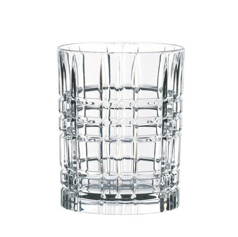 Набор из 4-х бокалов Whisky 345 мл артикул 101050. Серия Square