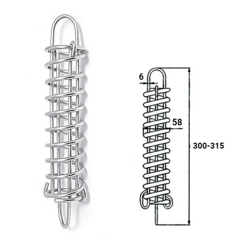 Амортизатор швартовый 6х270 мм