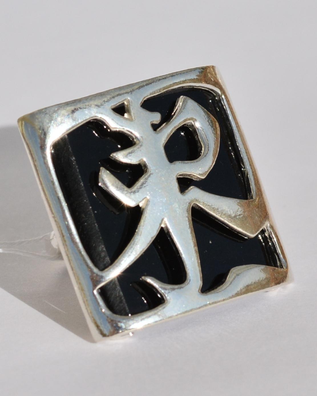 Шамбери (кольцо из серебра)