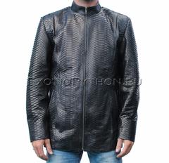 Куртка из кожи питона JT-31