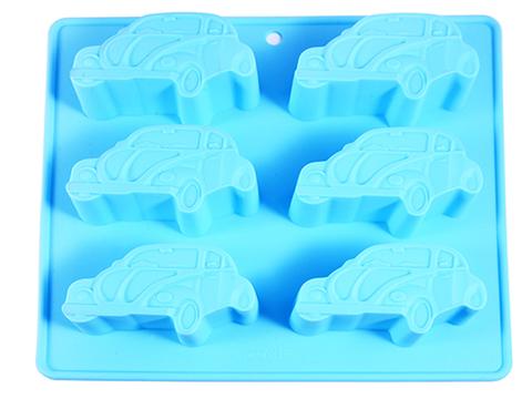 "6544 FISSMAN Форма для выпечки ""Машины"" 22x20x2,5 см,  купить"
