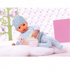ZAPF Кукла-мальчик Романтичная, 46 см (790-687)