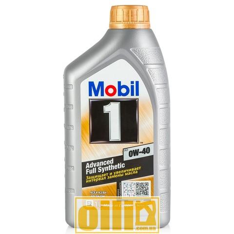 Mobil 1 FS 0W-40 1L