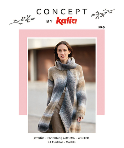 Журнал CONCEPT #6 Katia