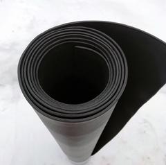 ИЗОЛОН черный, толщина 3 мм, 50*50 см.