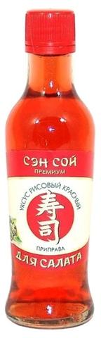 Уксус Sen Soy красный рисовый, 220 мл