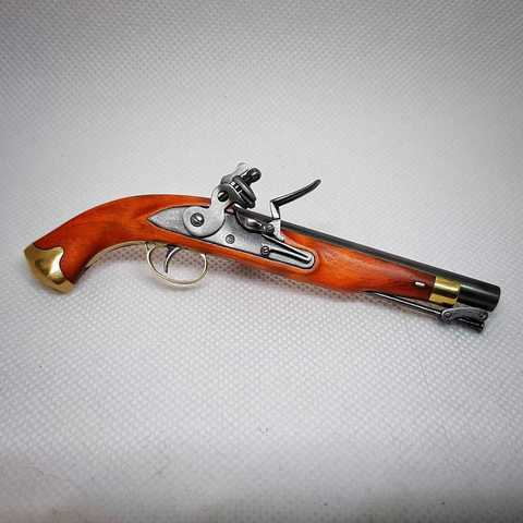British XIX Flintlock pistol