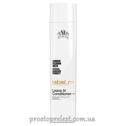 Label.M Leave-In Conditioner - Кондиціонер контроль