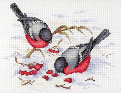 Зимние ягоды