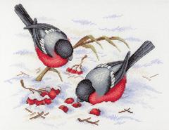НВ-639 Зимние ягоды