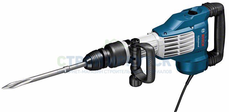 Отбойные молотки Отбойный молоток с патроном SDS-max Bosch GSH 11 VC (0611336000) 22163f5ed194ab0749478699ff28d36d