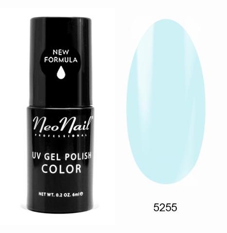 NeoNail Гель лак UV 6ml Smurf Ice №5255-1
