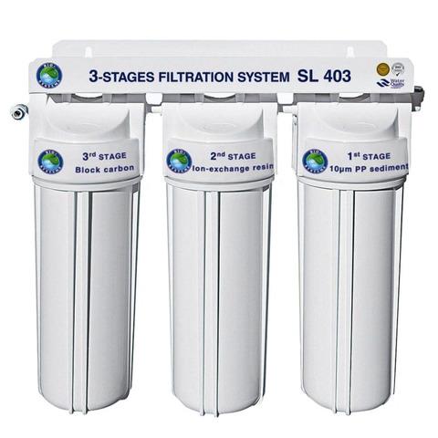Система 3-х ступенчатой очистки воды BIO+ SYSTEMS SL 403