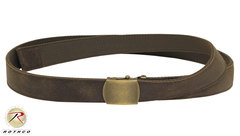 Ремень двусторонний 54' 'Reversible Vintage' Brown/Olive