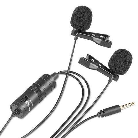 Микрофон петличный Candc DC-C2 Pro