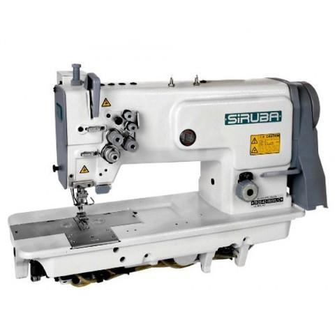 Двухигольная прямострочная швейная машина Siruba T828-75-064H | Soliy.com.ua