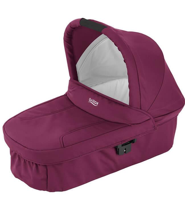 Спальный блок для колясок Britax Спальный блок Wine Red 2000025730.jpg