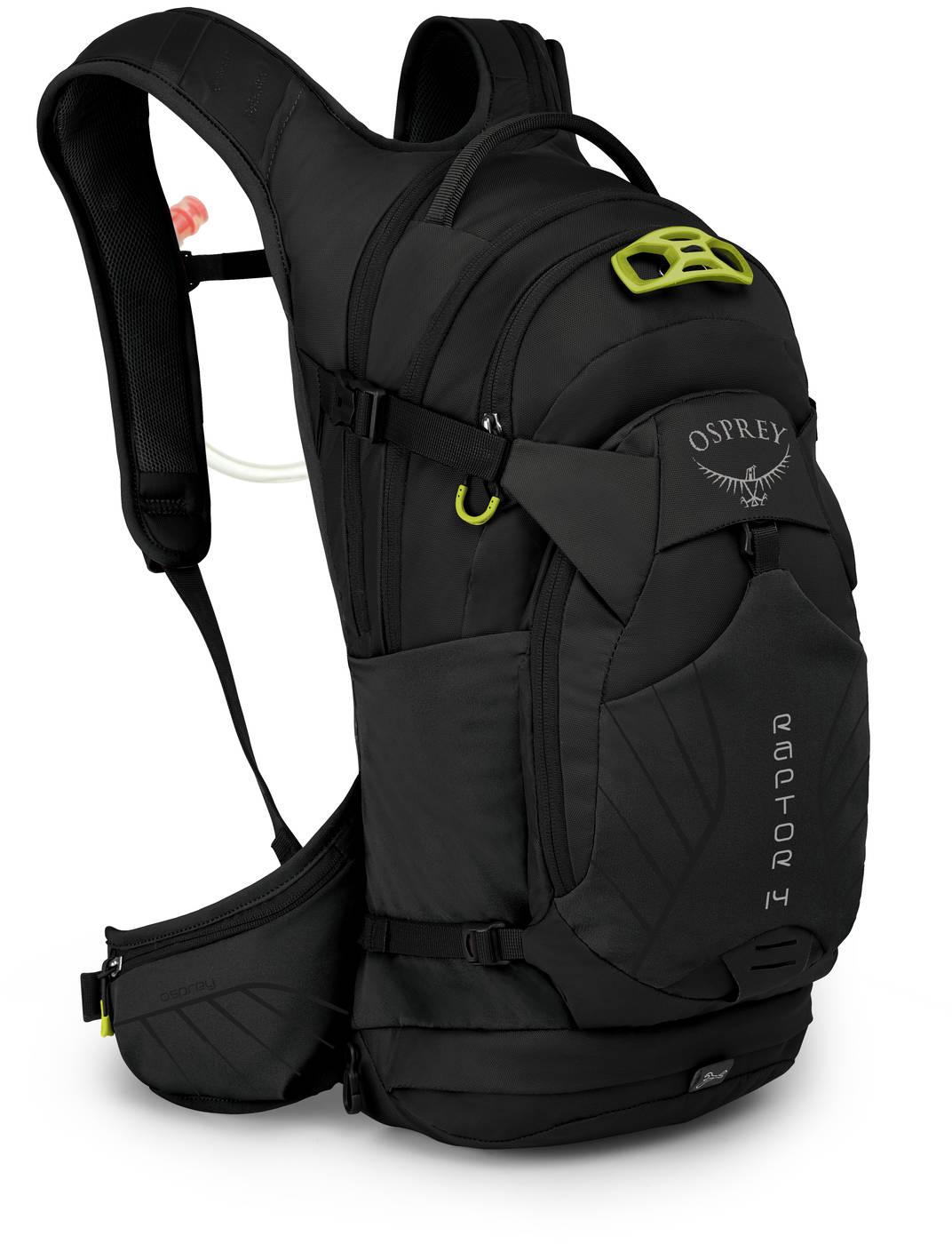 Велорюкзаки Рюкзак велосипедный Osprey Raptor 14 Black Raptor_14_S19_Side_Black_web.jpg