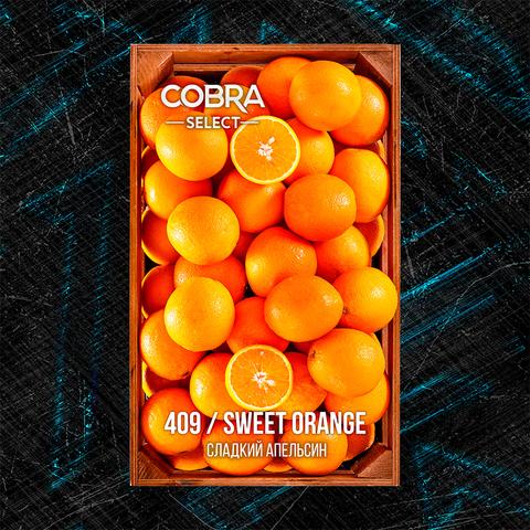 Табак Cobra SELECT Сладкий Апельсин (Sweet Orange) 40 г