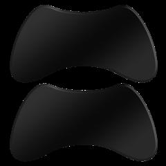 InLei® Многоразовые защитные патчи Black Pad