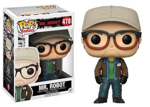 Фигурка Funko POP! Vinyl: Mr. Robot: Mr. Robot 9880