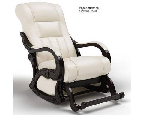 Кресло-глайдер с подножкой Родос (Модель 78) экокожа