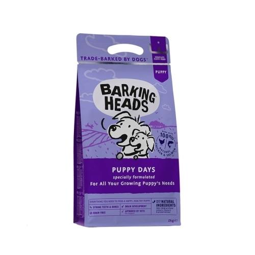 """Barking Heads Беззерновой корм для щенков, BARKING HEADS Puppy Days """"Щенячьи деньки"""", с курицей, лососем и рисом щенк_кур_лосось_2.jpg"""