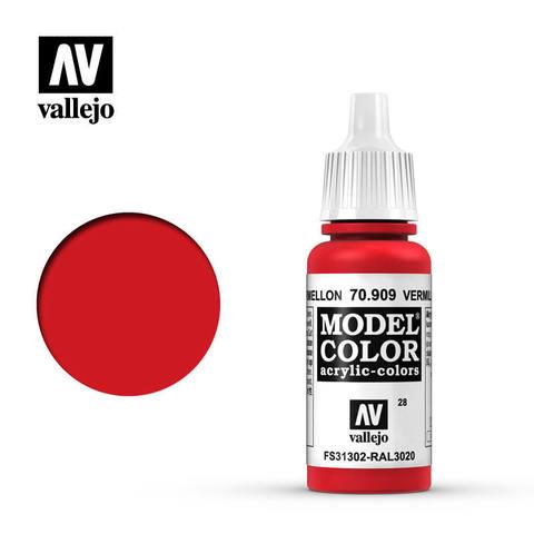 Model Color Bermellon Vermillion 17 ml.