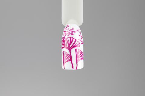 Гель-краска для стемпинга Swanky Stamping, №6 лиловая, 8 мл