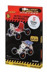 Конструктор металлический Same Toy Inteligent DIY Model Car 2 модели 58039Ut