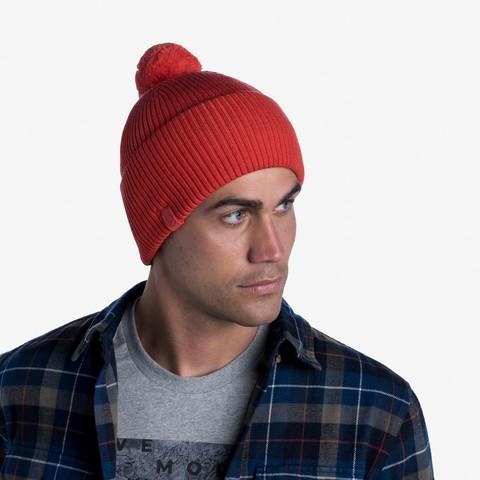 Вязаная шапка Buff Hat Knitted Tim Fire фото 2